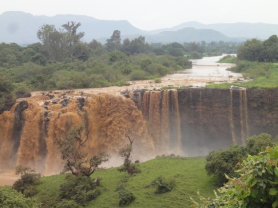 Blue Nile Waterfall Ethiopia
