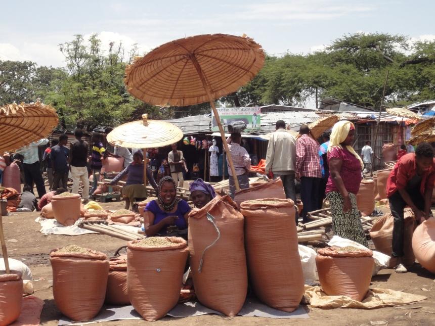 Hawassa Market