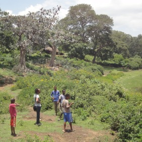 Hawassa Hike